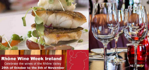 Dinner for 2 with a Bottle of Rhône Wine at The Wyatt Hotel