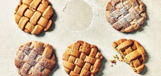 Gingerbread Lattice Cookies Recipe by M&S