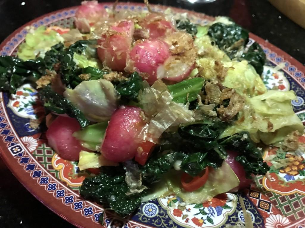 Hang Dai Side Dish