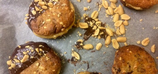 peanut butter cookies Darina Coffey