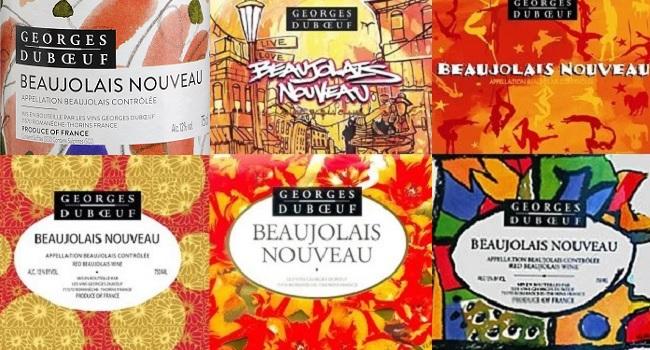 Win a Case of Georges Duboeuf Beaujolais Nouveau 2016