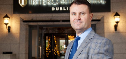 Award-Winning Manager Nicky Logue Appointed as InterContinental Dublin's GM