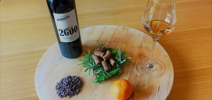 Chocolate Truffles and Madeira Recipe and Wine Pairing by Julie Dupuoy