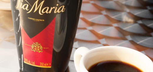 Coffee Liqueur Tia Maria Gets a Stylish Makeover