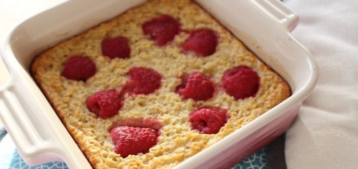 Baked Oats Recipe by The Wonky Spatula