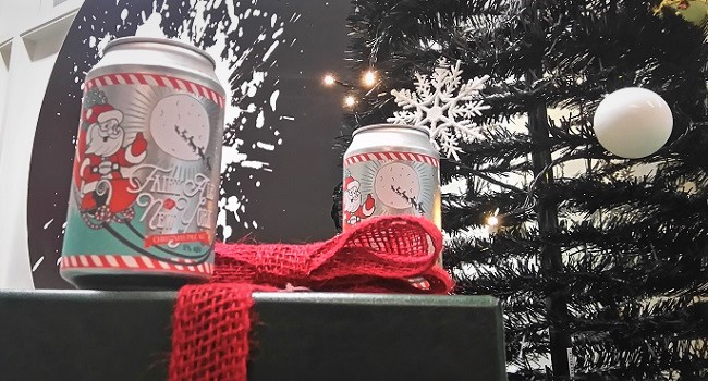 Fairy Ale of New York: Rascals Brewing and Molloy's Team Up for Some Christmas Cheers