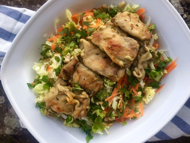 Chicken Salad Darina Coffey
