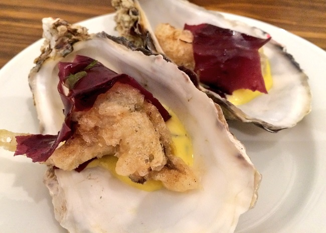 Fish Shop Oyster