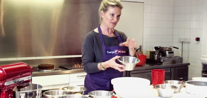 Christmas Cake Recipe with Toasted Almond Paste by Rachel Allen