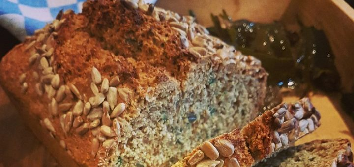 Atlantic Kelp & Sunflower Seed Brown Loaf Recipe by Chef Shane Smith