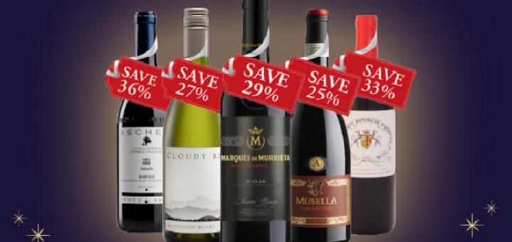 O'Brien's Wine Annual Wine Sale