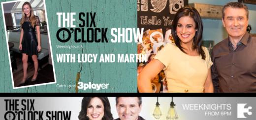 TheTaste's Darina Coffey Makes her Baking Debut Tonight on TV3's The Six O'Clock Show