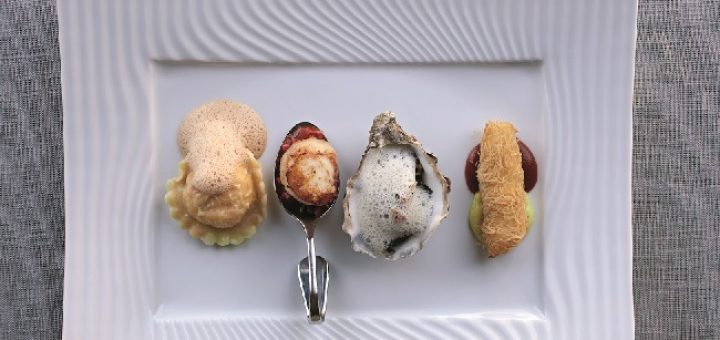 A Study of Shellfish Recipe by Neven Maguire