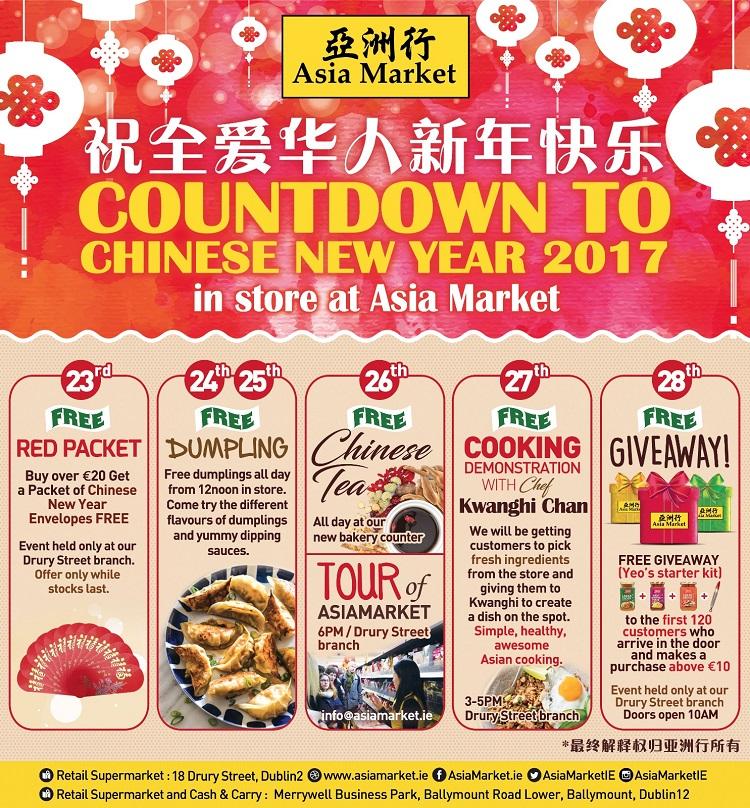 Asia Market Countdown to Asia Market