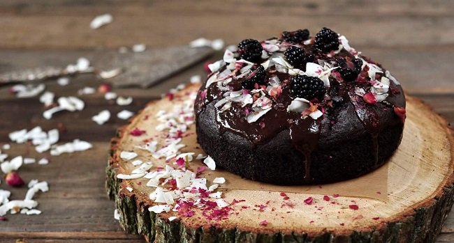 Chocolate Beetroot Cake Recipe with a Dark Chocolate Glaze