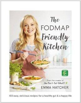 FODMAP friendly kitchen cookbook