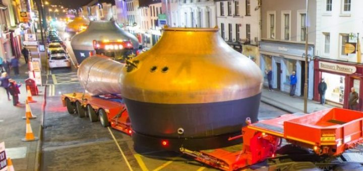 Irish Distillers to invest €10.5m in Midleton Distillery