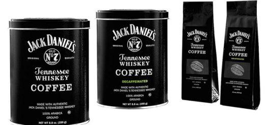 Jack Daniel's Whiskey Coffee FeatureqJack Daniel's Whiskey Coffee Feature