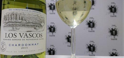Los Vascos Chardonnay 2015 - O'Briens Wine of the Week
