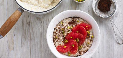 Oat and Almond Milk porridge recipe