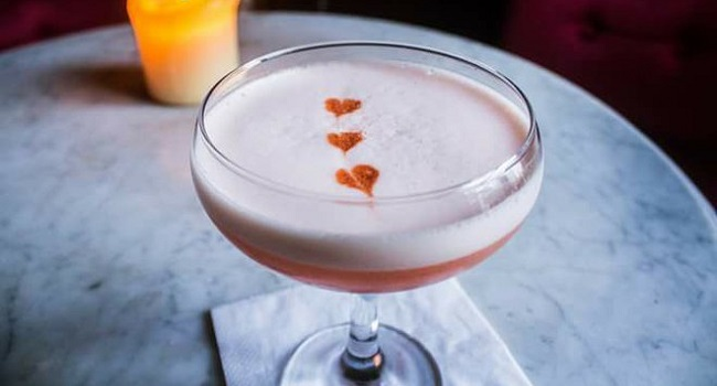 Cocktail of the Month: Tequila Me Softly by Peruke & Periwig