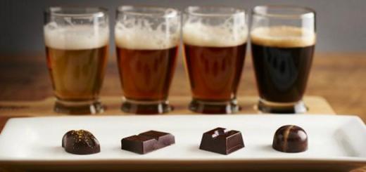 Chocolate Craft Beer The Perfect Valentine's Day Indulgence