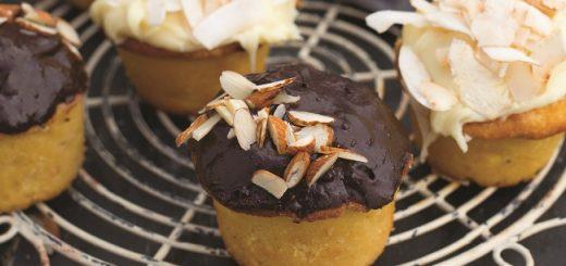 Flourless citrus and coconut cake recipe