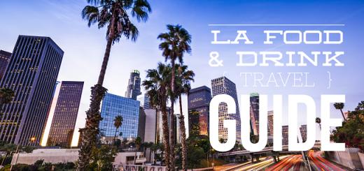 LA food guide feat