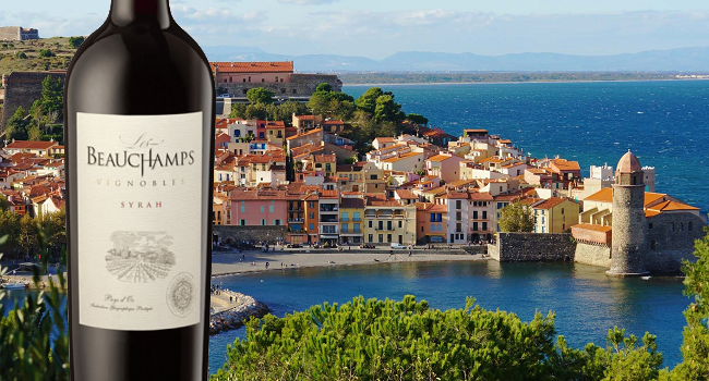 Les Beauchamps Syrah - Wine of the Week from O'Briens edit