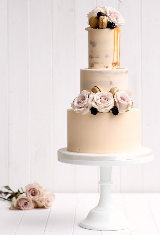 wedding cake styles 2017 luxe buttercream wedding cake trends 2017 thetaste ie 25808