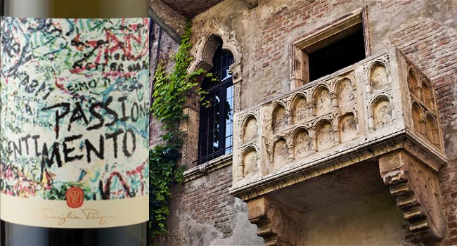 Romeo & Juliet Passimento White 2015 - Wine of the Week from O'Briens