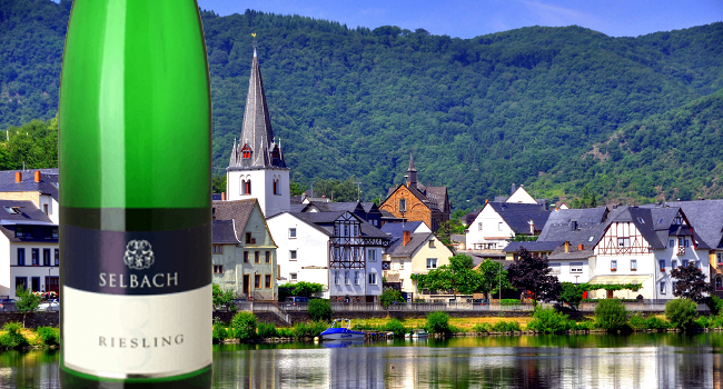 Selbach Riesling Mosel QbA - Wine of the Week from O'Briens
