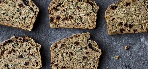 Super-fast, No-knead Spelt and Rye Loaf Recipe by Jordan Bourke