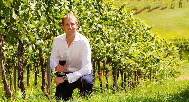 Trump Winery Looking to Hire Unskilled Foreign Workers for Harvest Season