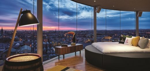 Win a VIP Overnight Stay for Two at The Guinness Storehouse - A Once in a Lifetime Experience