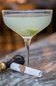 Four Green Cocktails to Celebrate Paddy's Day (and Where to Find them in Dublin)