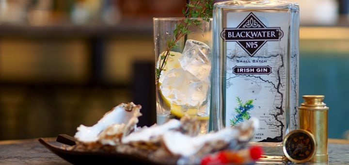 Gin and Oyster Evening at the Conrad Dublin - Anniversary Celebration