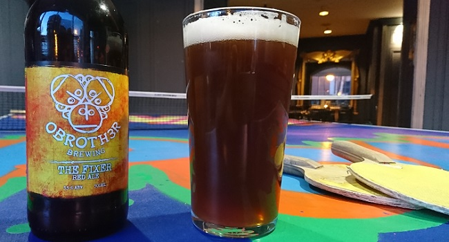O Brother The Fixer - Craft Beer Review