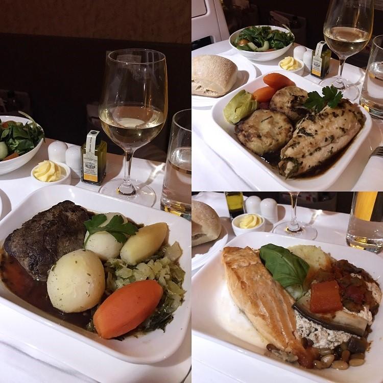 Emirates Food Diary