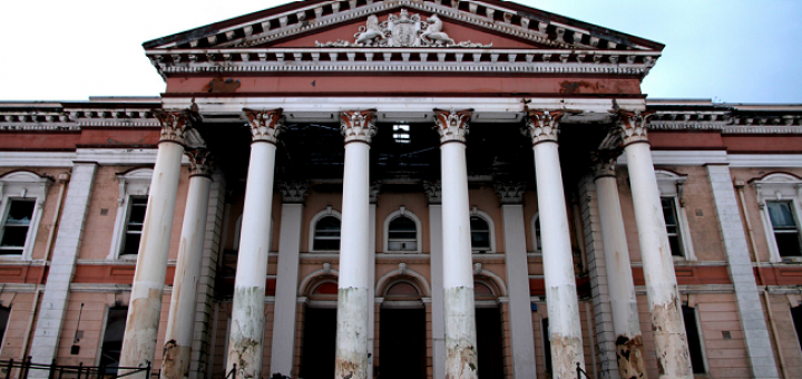 Historic Crumlin Road Courthouse in Belfast to Become Luxury Hotel