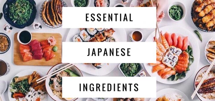 Japanese Cooking Essentials