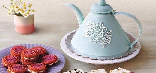 M&S Teapot Cake
