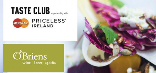 O'Briens Wine Supper Safari is Back: 3 Wines, 3 Courses and 3 Incredible Restaurants
