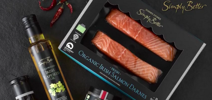 Salmon Recipe by Neven Maguire for Simply Better