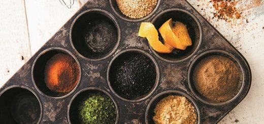 Seven Spice Recipe