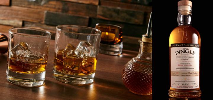 Dingle Whiskey is Back on Irish Shelves!