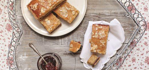 Almond and Raspberry Fingers Recipe