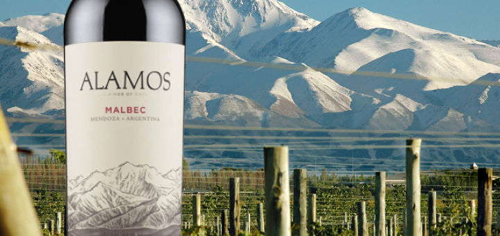 Alamos Malbec 2015 – Wine of the Week from O'Briens