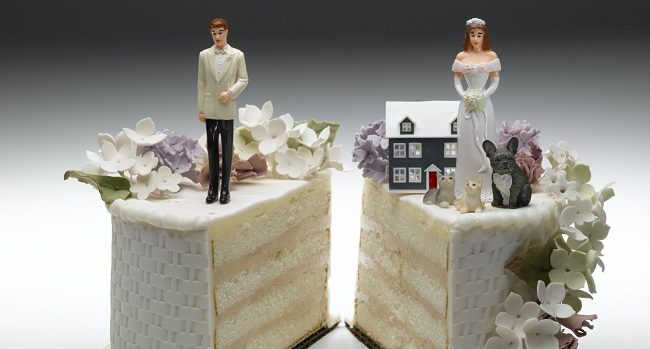 Divorce Cakes