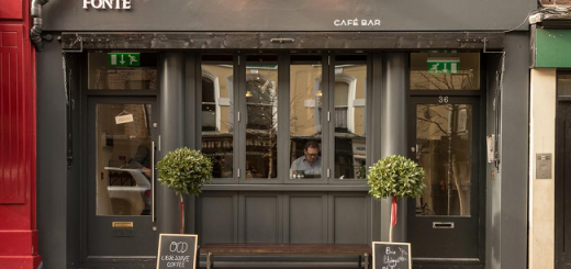 Fonté Coffee Roaster is Bringing the Coolest Beans to Temple Bar